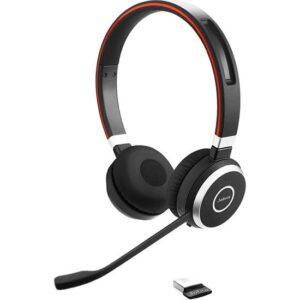 Jabra Evolve 65 Duo USB NC MS Kulaklık