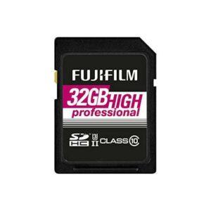 Fujifilm 32GB SDHC Class 10 UHS2 Profesyonel Hafıza Kartı