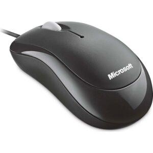 Microsoft 4YH-00007 Basic Optical Mouse