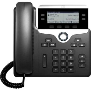 Cisco Ip Telefon 7841 - Cisco Uc 7841 4 Hatlı Ip Telefon