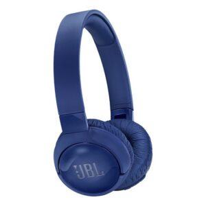 JBL T600BTNC Mikrofonlu Aktif Gürültü Önleyici Kulaküstü Mavi Kulaklık