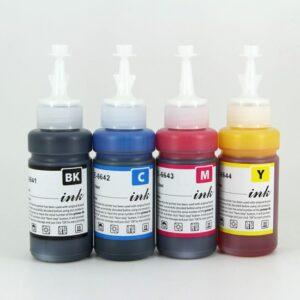 Premium® Epson Epson L110 Uyumlu 4 Renk Kaliteli Mürekkep Seti