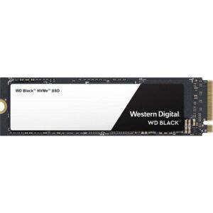 WD Black NVMe 250GB 3000MB-1600MB/s M.2 SSD (WDS250G2X0C)