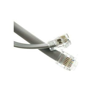 Mykablo Rj12 6 Lı Santral Telefon Kablosu 15 Metre