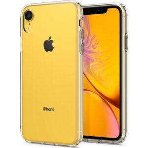 Spigen Apple iPhone XR Kılıf Liquid Crystal 4 Tarafı Tam Koruma Clear - 064CS24866