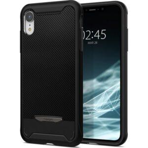 Spigen Apple iPhone XR Kılıf Hybrid NX Black - 064CS24945