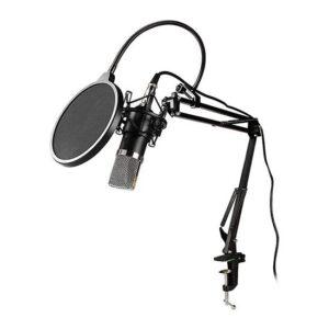 Snopy SN-03P Profesyonel Stand ve Filtreli Youtuber ve Masaüstü Mikrofon