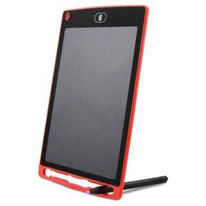 """Gomax LCD 8.5"""" Grafik Not Yazma ve Çizim Tableti Kırmızı"""