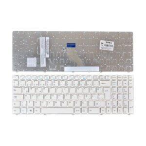 Casper Nirvana MT50, MT50II, MT50IN Notebook Klavye Tuş Takımı - Beyaz