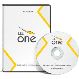 Onelee Standart Muhasebe Programı