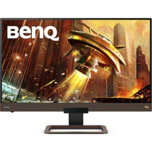 """BenQ EX2780Q 27"""" 144Hz 5ms (HDMI+Display+USB Type-C) FreeSync 2K HDR DCI-P3 %95 QHD IPS Oyun Monitörü"""