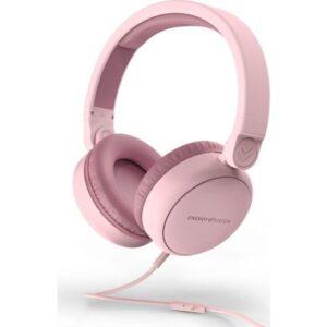 EnergySistem Style 1 Kablolu Kulaküstü Kulaklık Pembe