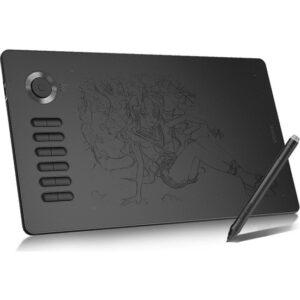 Veikk A15 Pro 8192 Levels 5080LPI Grafik Tablet + Kalem