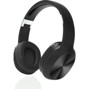 Daytona Kablosuz Bluetooth 5.0 Fm Radyo Tf Kart Destekli Kulaklık-Siyah