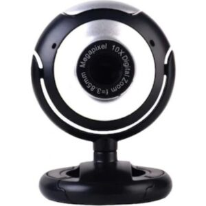 HD USB Webcam 8MP Dahili Mikrofon