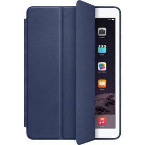 """Fibaks Apple iPad 7. Nesil (2019) 10.2"""" Kılıf Smart Cover Katlanabilir Standlı Akıllı Kapak Lacivert"""