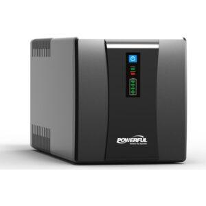 Powerful SLE-1000 1000VA Line Interactive Ups Kesintisiz Güç Kaynağı