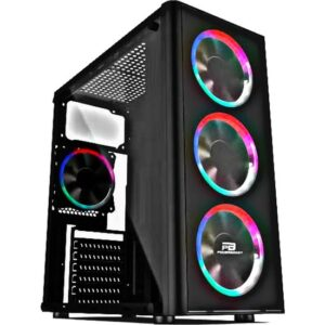 Gamer365 AMD Ryzen 5 2600 8GB 1TB + 120GB SSD HD5450 Freedos Masaüstü Bilgisayar G365039