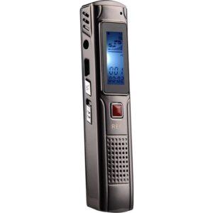 Sezy Dijital Ses Kayıt Cihazı 8 GB Hafızalı