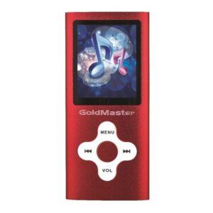 Goldmaster MP3-224 8 GB Kırmızı Mp3 Player