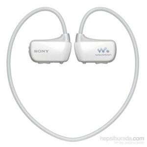 Sony NWZ-W273SW 4GB Su Geçirmez Beyaz Mp3 Player