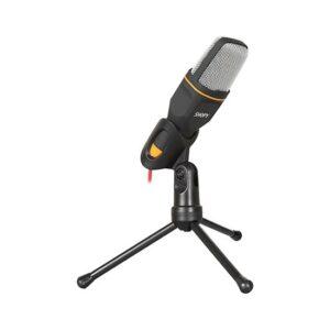 Snopy SN-340M Siyah Masaüstü Mikrofon