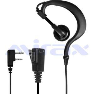 Mirax MT100-PK01 PMR Telsiz Kulaklık Seti