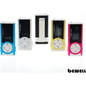 Bewell Bm15 Fm Mp3 Player