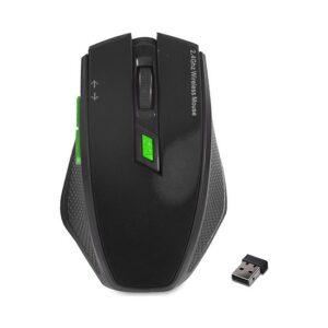 Everest Smw-77S Usb Ergonomik Siyah 2.4Ghz Optik Wireless Mouse