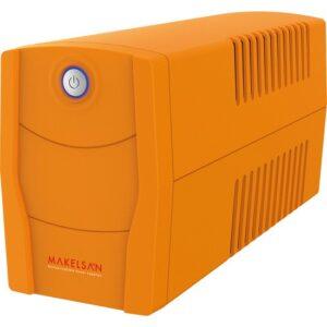 Makelsan Lion 650Va Usb (1X 7Ah) 5-10Dk + Tkz-63A Kablo + Tkz Pad