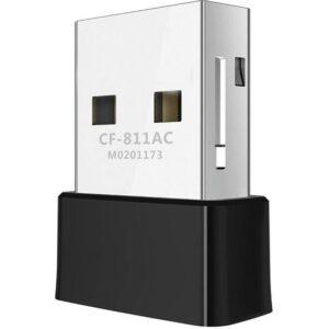 Schulzz 650 Mbps USB Mini Wifi Adaptörü RTL811 5ghz Kablosuz Alıcı