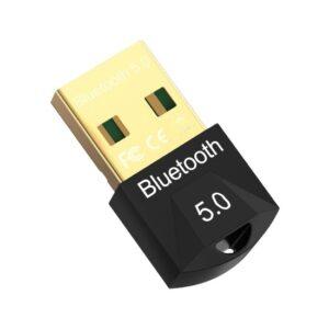 Schulzz Mini Adaptör Dongle Bluetooth 5.0 USB Alıcı / Verici