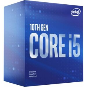 Intel Core i5 10400F 2.90GHz LGA1200 12MB Cache İşlemci