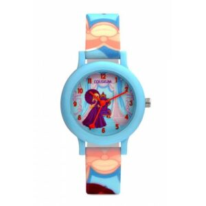 Kız Çocuk Kol Saati Silikon Kordon Colıseum Marka Çocuk Kol Saati Ç09