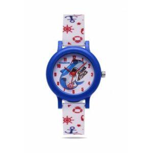 Çocuk Kol Saati Denizci Model Silikon Kordon Colıseum Çocuk Kol Saati Ç29