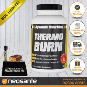 DYNAMIC Thermo Burn 60 tablet + BOL HEDİYE