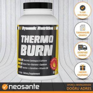 DYNAMIC Thermo Burn 60 tablet + 2 HEDİYE