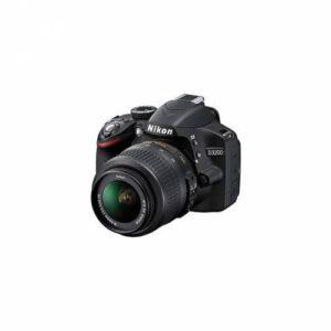 Nikon D3200 18-55mm Siyah