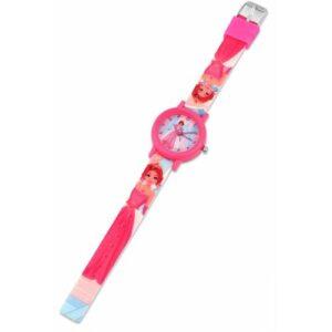 Kız Çocuk Kol Saati Prenses Model Saat Silikon Kordon Colıseum Çocuk Kol Saati Ç56