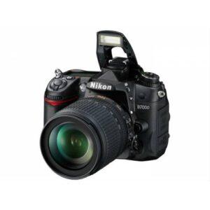 Nikon D7000 18-105mm Siyah