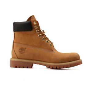 """Timberland Sarı Erkek Ayakkabısı 10061-713 6"""" Premium Boot"""