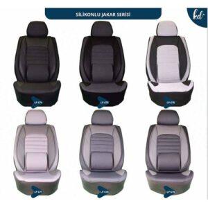 oto koltuk kılıfı koltuk örtüsü araba koltuk kılıfı ortapedik bel destekli airbag uyumlu