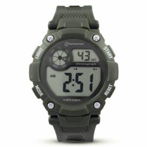 Dijital Spor Çocuk Kol Saati Alarm Kronometre Takvim CHR512Y