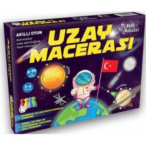UZAY MACERASI akıllı oyun