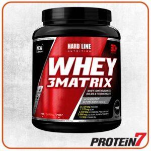 Hardline Whey 3Matrix Protein Tozu 908gr - 3 Farklı Aroma
