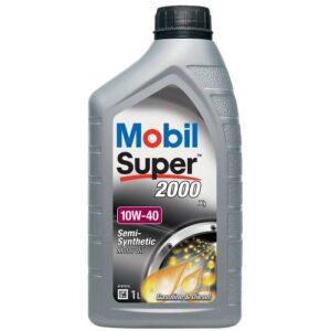 Mobil Super 2000 10W-40 1 litre