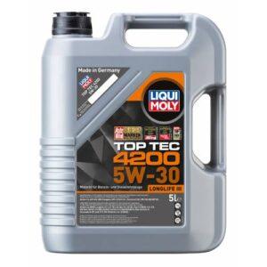 Liqui Moly Top Tec 4200 5W-30 5 litre