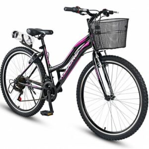 Kldoro Kd-023 Spor Suluklu 24 Jant Bisiklet 21 Vites Kız Dağ Bisikleti Garantili