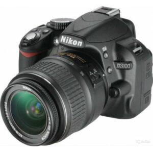 Nikon D3100 18-55mm Siyah