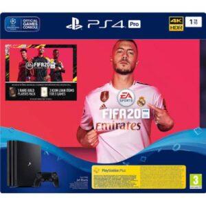 SONY PS4 1 TB PRO +2.KOL+FİFA2020